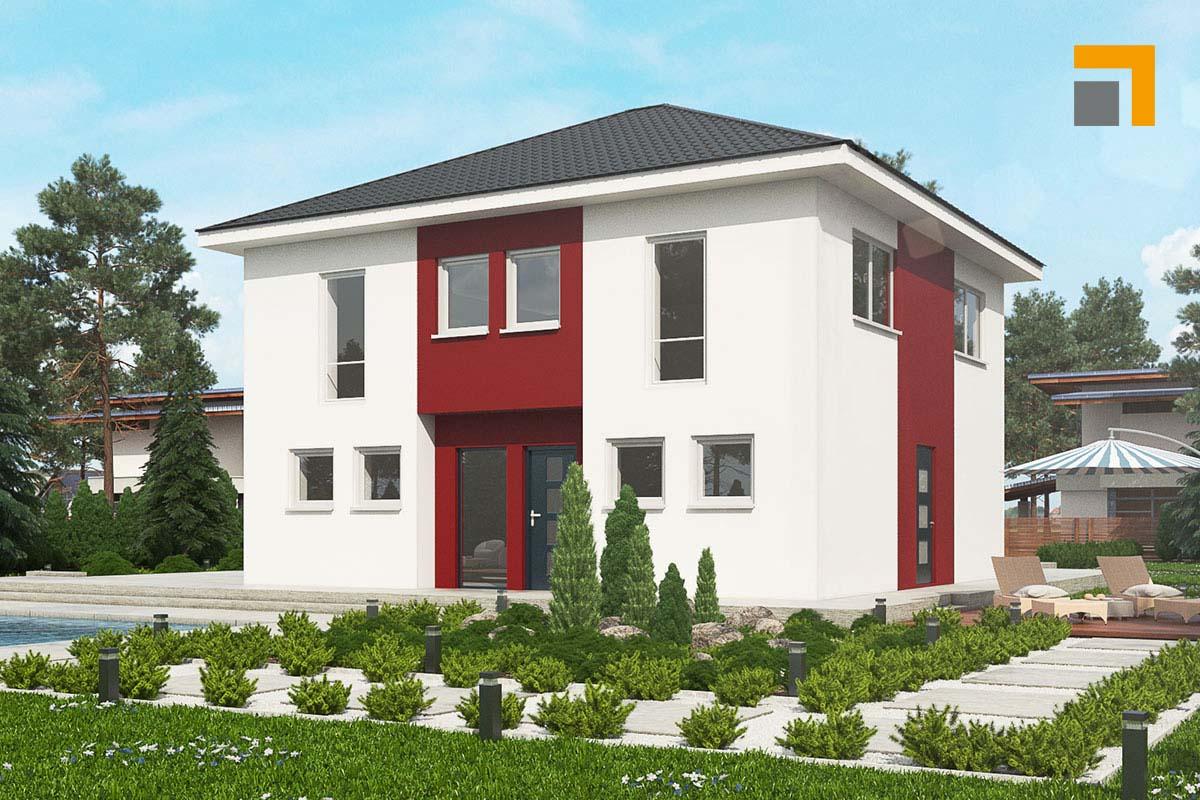 RKR Haus Grundriss Plan Haustyp Musterhaus Individuell | RKR ...