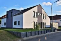 Morlautern Massivbau Doppelhaus - RKR-Systembau GmbH